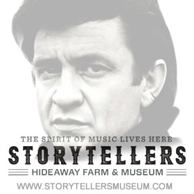 Storytellers Museum & Hideaway Farm ~ Johnny Cash